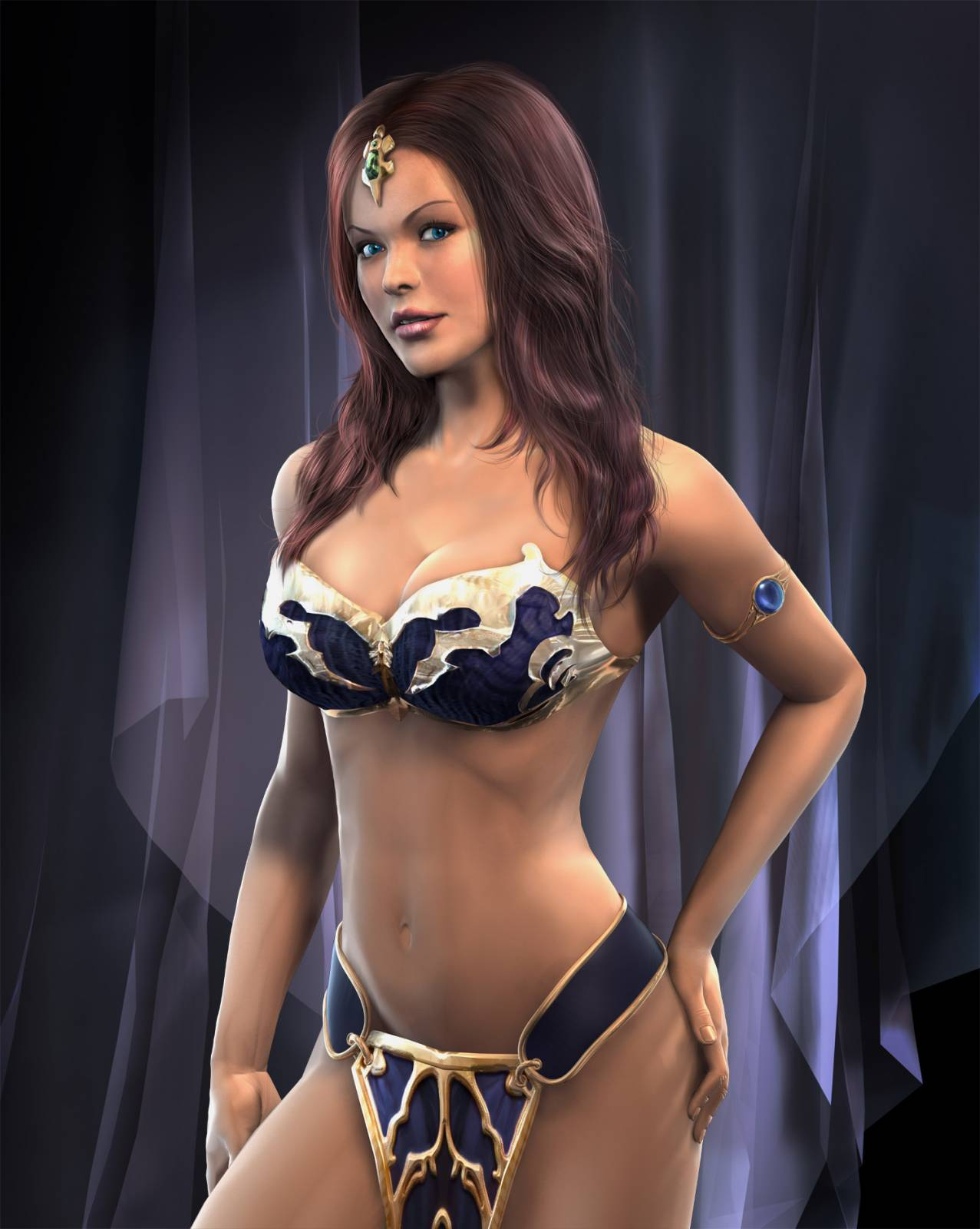 Everquest girls in costumes fucking image